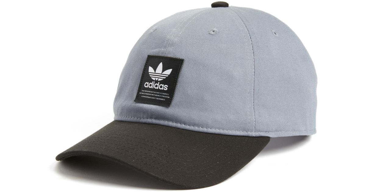 03628d179fe Lyst - Adidas Originals Nmd Five-panel Cap in Black for Men