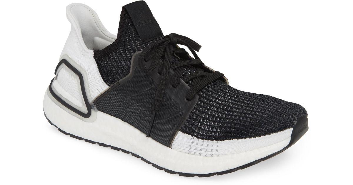 bc75ed7ba08dc Lyst - adidas Men s Ultraboost 19 Primeknit Low-top Sneakers in Black for  Men - Save 1%