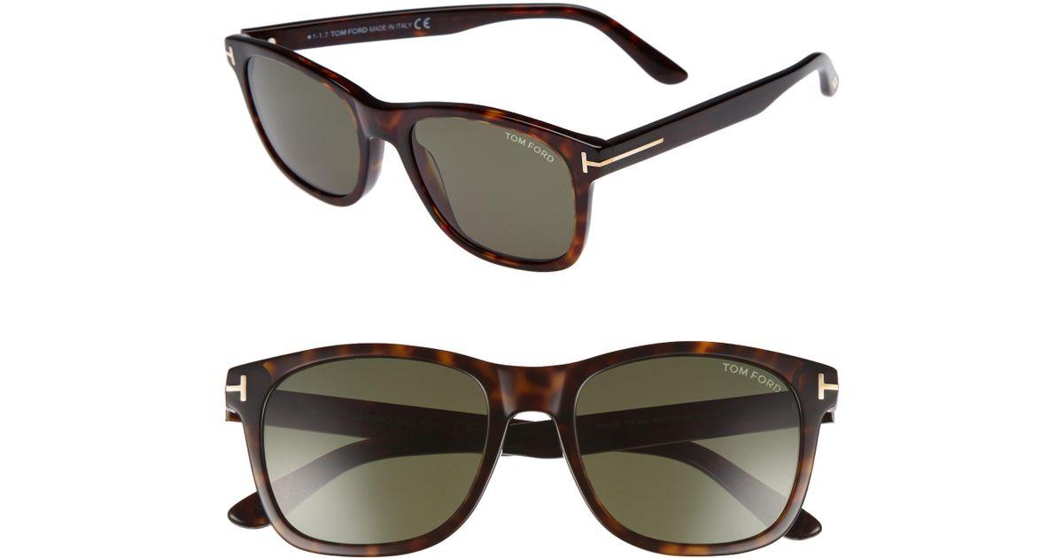 c5d140e99c2 Lyst - Tom Ford Eric 55mm Sunglasses - for Men