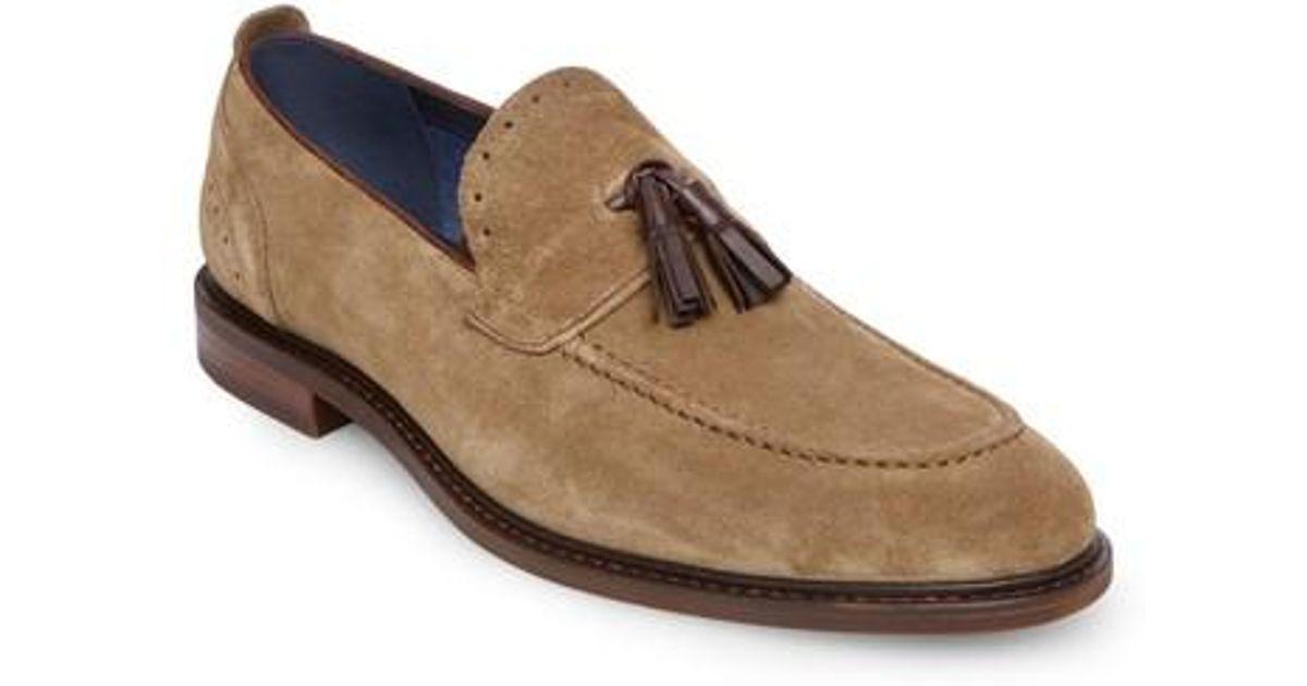 1cea3c9a68d Lyst - Steve Madden Bogart Tassel Loafer in Brown for Men