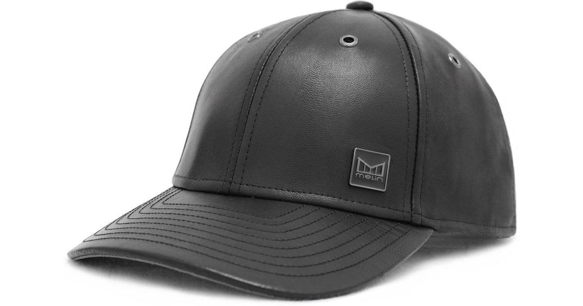 new arrival 01bba 12106 Lyst - Melin  the Voyage  Baseball Cap in Black for Men