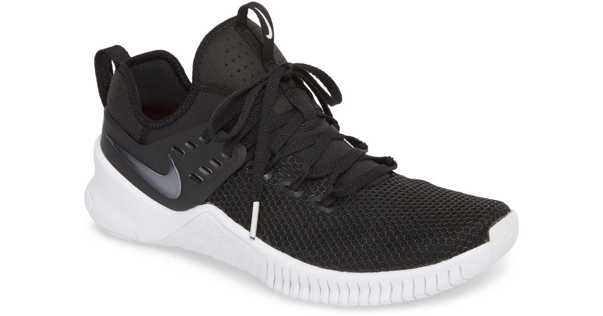 31d1815903c Lyst - Nike Free X Metcon Training Shoe in Black for Men