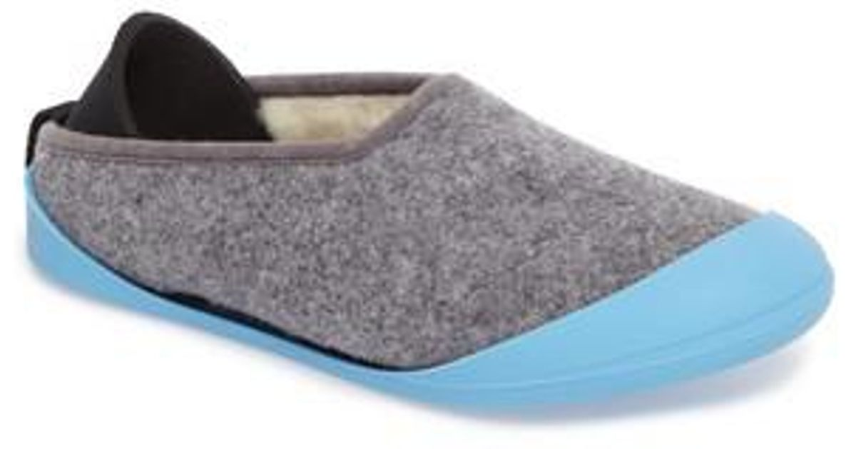 5599c3bbf8b Lyst - MAHABIS Classic Convertible Indoor outdoor Slipper in Gray