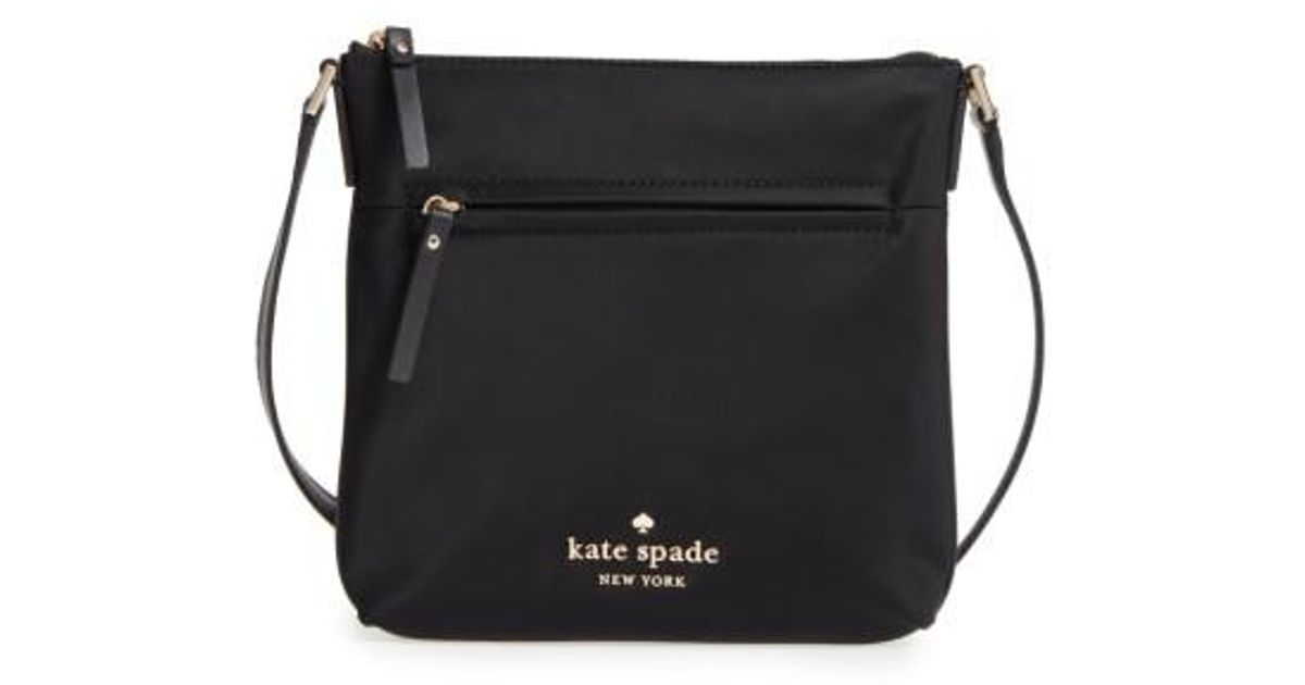 7079b5a82a0 Lyst - Kate Spade Watson Lane - Hester Crossbody Bag in Black