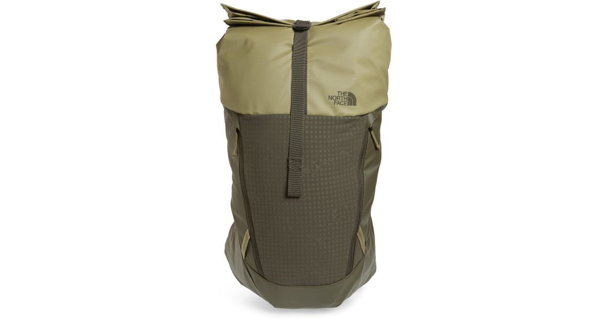 dcc70a33b The North Face - Green Rovara Backpack for Men - Lyst