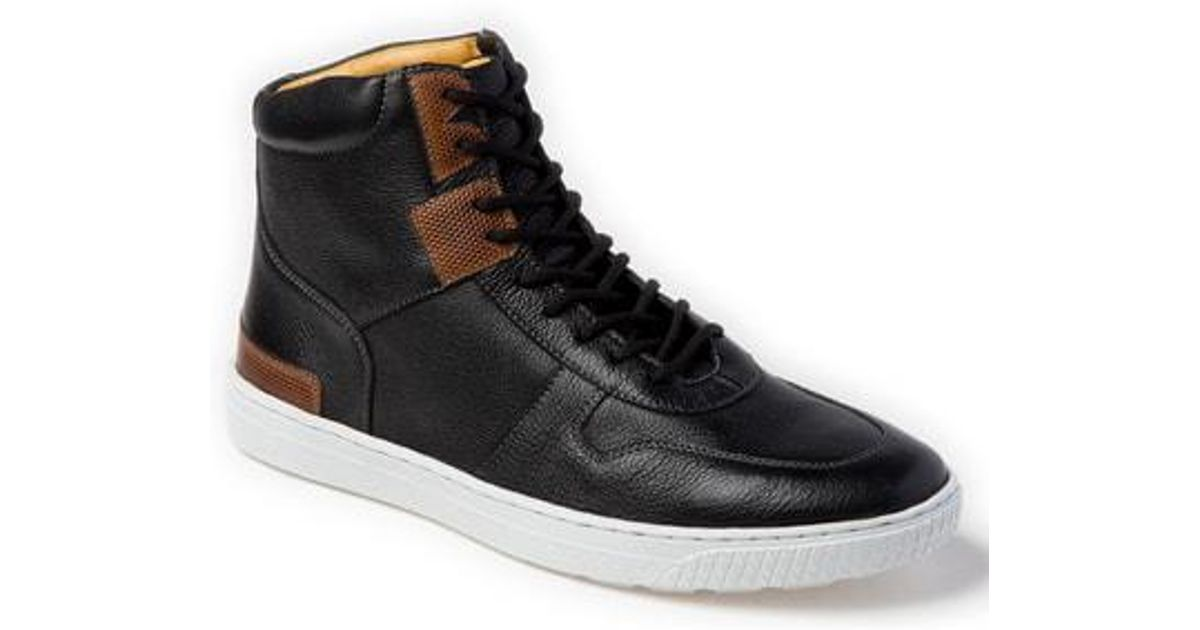 f415a2928c164 Lyst - Sandro Moscoloni Monroe High Top Sneaker in Black for Men