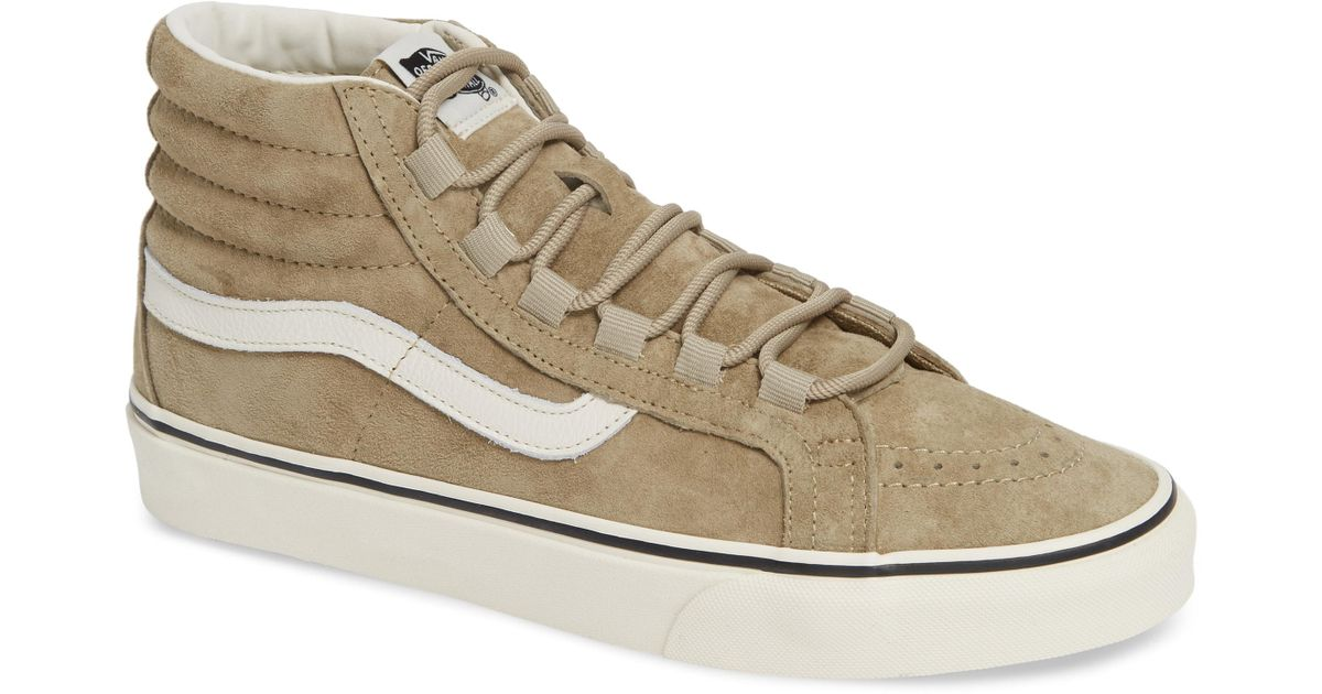 Lyst - Vans Sk8-hi Reissue Waterproof Ghillie Sneaker for Men 0b24ccdc9