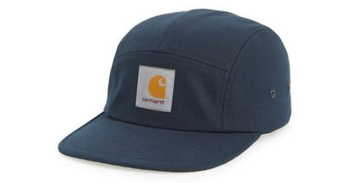 Carhartt WIP Camp Hat in Blue for Men - Lyst bb1b310ce4c