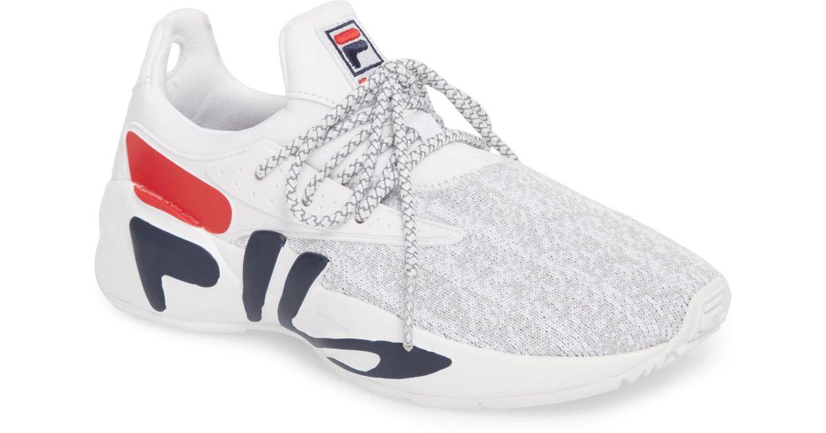 b7bbd79c12f3 Lyst - Fila Mindbreaker 2.0 Sneaker in White