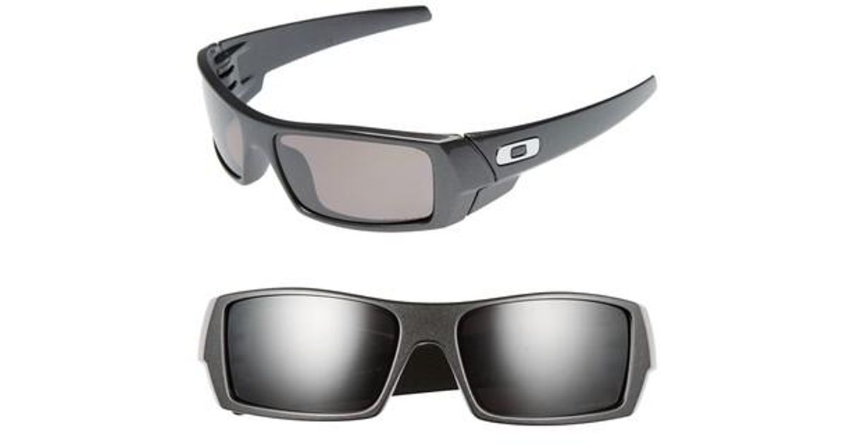 496517f747 Lyst - Oakley Gascan Prizm 60mm Polarized Sunglasses in Gray for Men