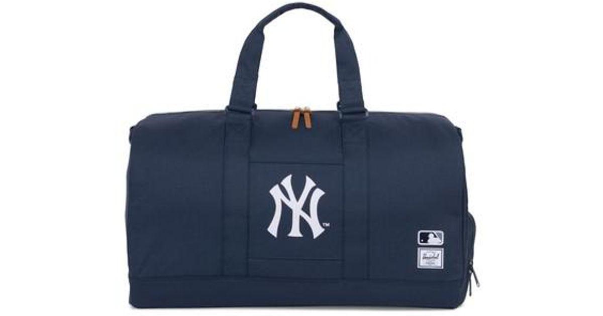 fb40b3653e Herschel Supply Co. Novel - Mlb American League Duffel Bag - in Blue for Men  - Lyst