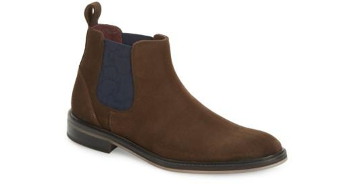Mens Zilpha Chelsea Boots Ted Baker Outlet Fast Delivery Cheapest How Much Free Shipping Cheap Real Gn03IRxX