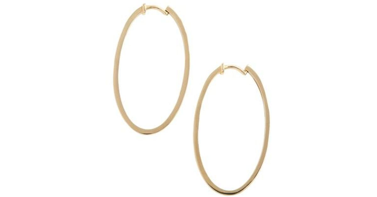 Annelise Michelson Trilliptic Bicolour Loop Earrings Z5buPMOog