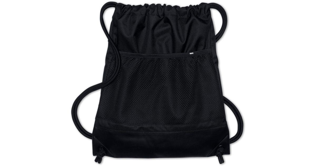 Lyst - Nike Lab Gym Sack in Black for Men 2f863522aad1f