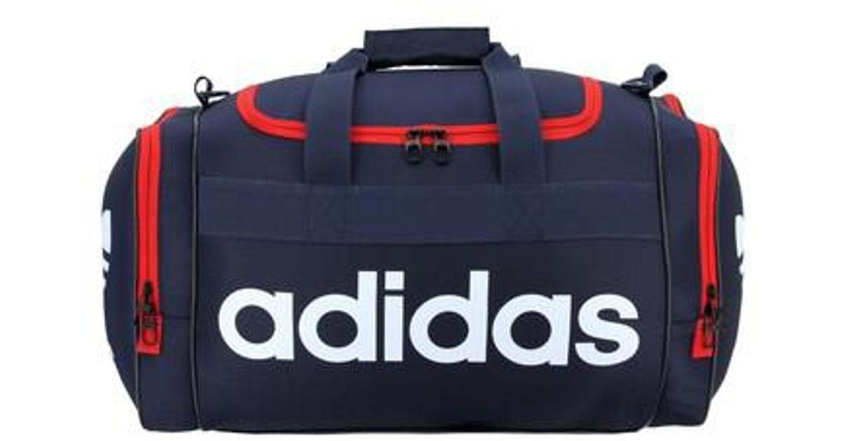 85bc97d640cf53 adidas Originals Original Santiago Duffel Bag in Blue for Men - Lyst