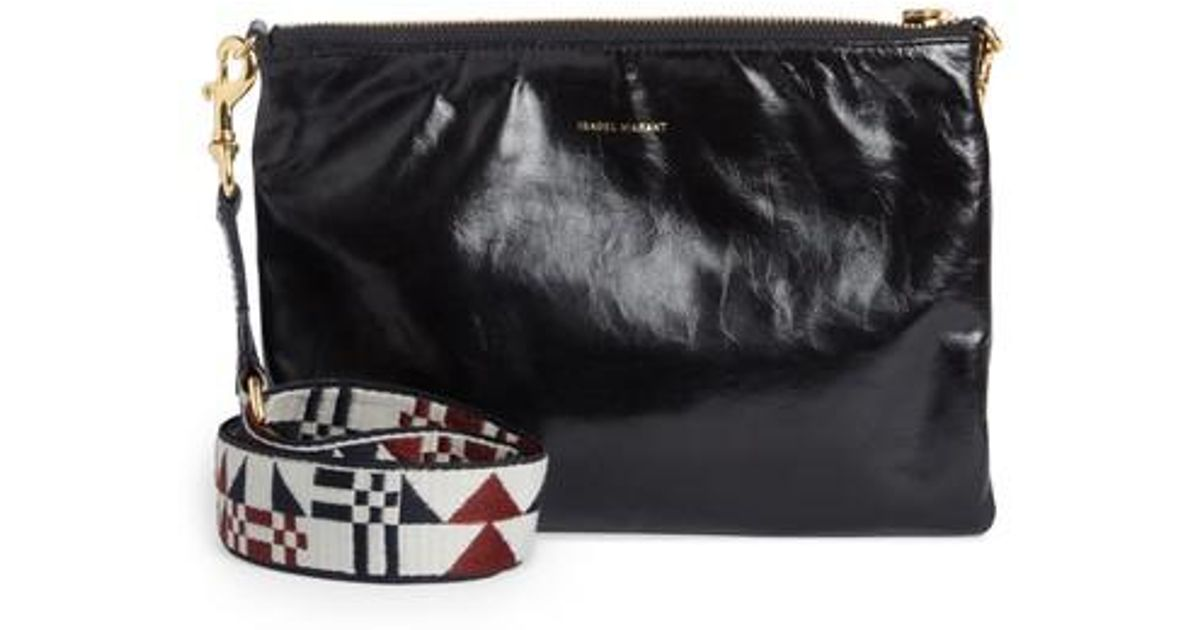 Isabel Marant Pre-owned - Leather clutch bag fTT2IQS