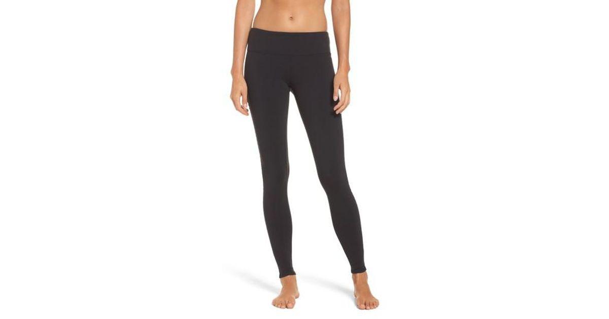 48a21f9f28 Lyst - Alo Yoga Luminous Leggings in Black