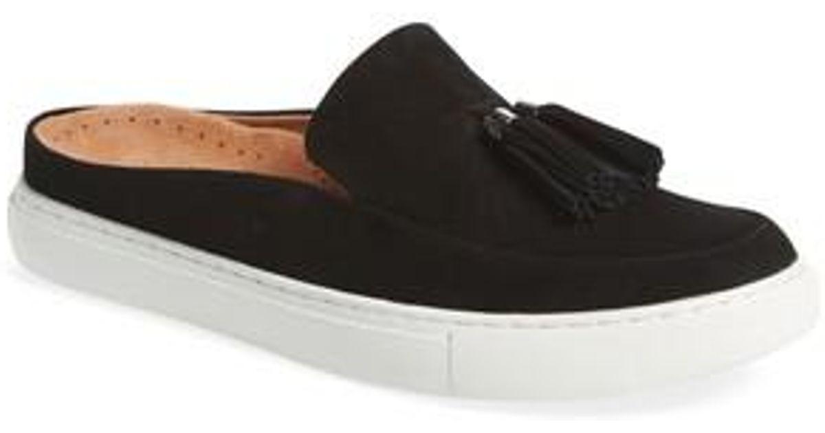 6a24a729230 Lyst - Gentle Souls By Kenneth Cole Rory Loafer Mule Sneaker in Black