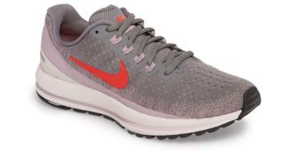 097830d8142f8 Lyst - Nike Air Zoom Vomero 13 Running Shoe in Gray for Men
