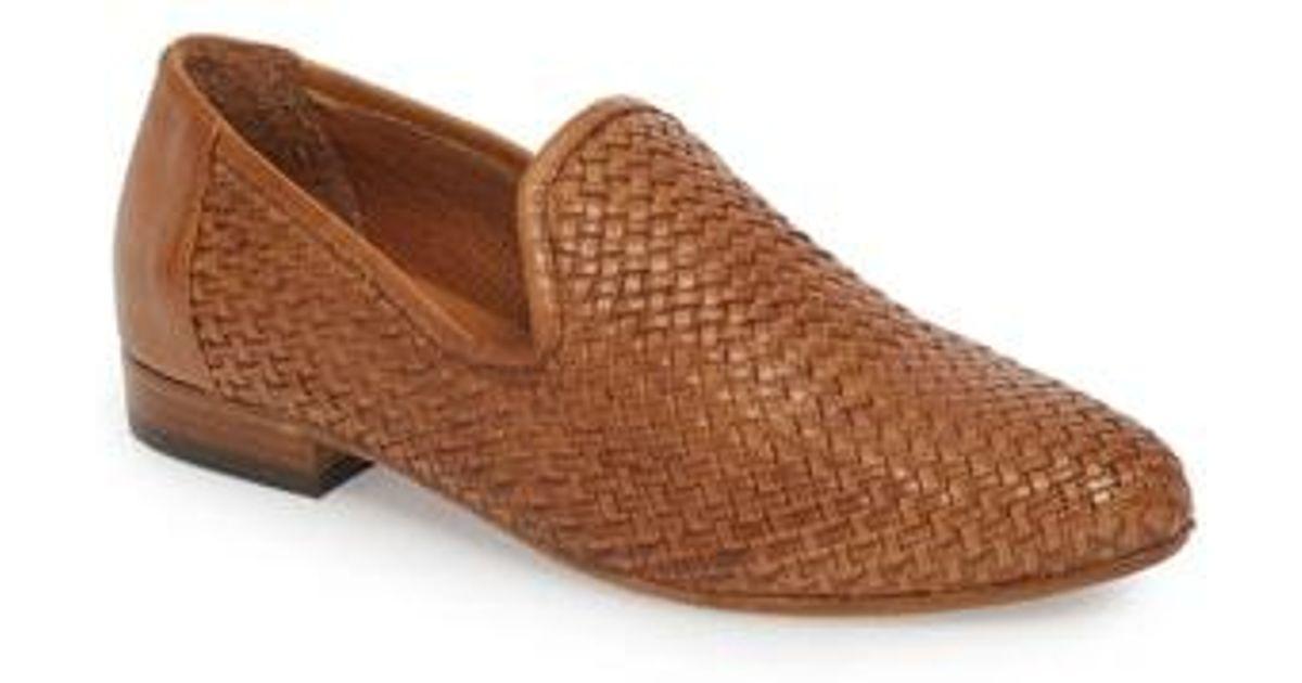 Ron White Women's Yara Woven Slip-On Loafer siRwOCmrA