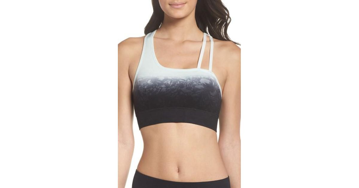 431278f6c2 Lyst - Climawear Formation Sports Bra in Blue
