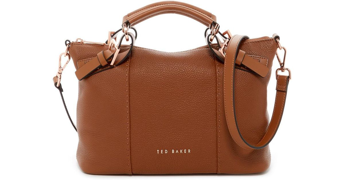 ded20d39005 ted-baker-BRONZE-Salbett-Bridle-Handle-Small-Leather-Tote-Bag.jpeg
