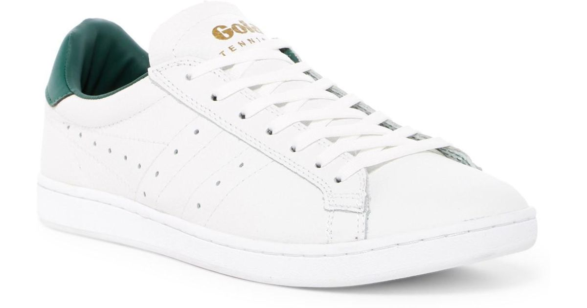 save off 48fe3 a5c21 Lyst - Gola Tennis 79 Leather Sneaker in White for Men