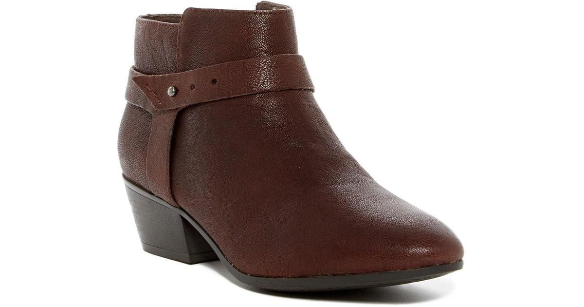 5034925bbcf745 Lyst - Clarks Boylan Dawn Ankle Boot in Brown