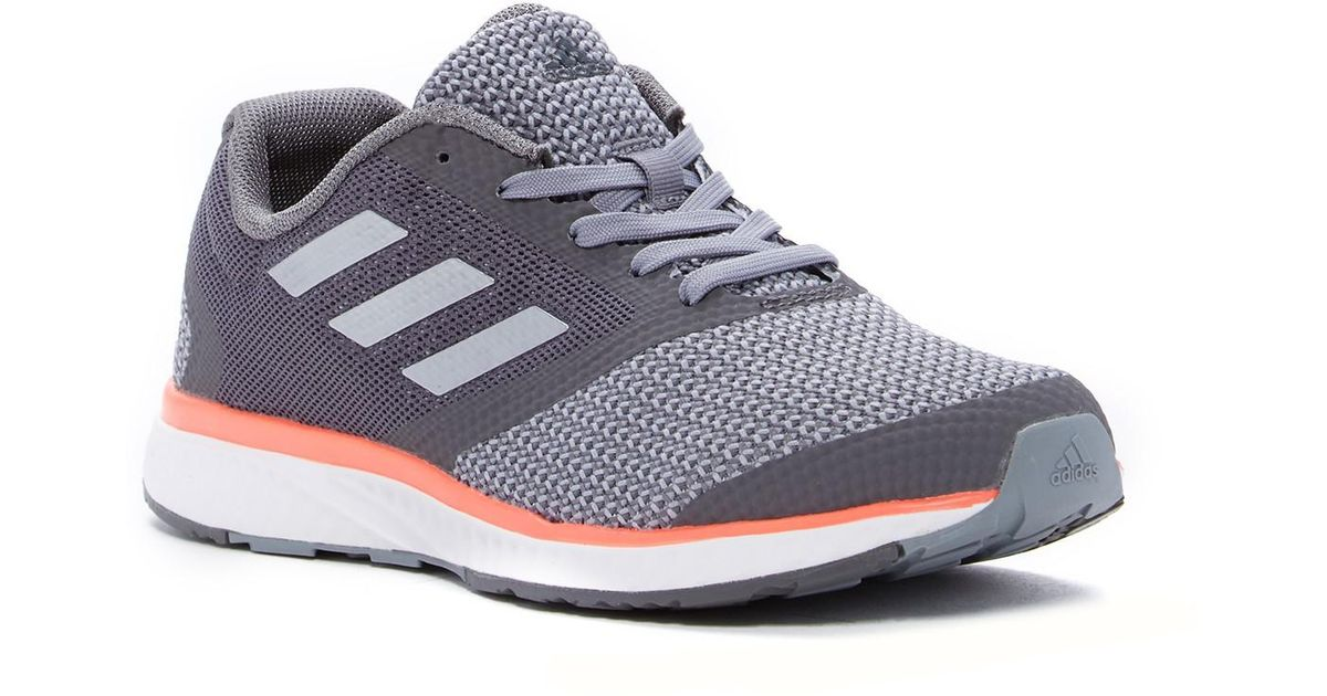 8c04bdc5e Lyst - Adidas Mana Racer Sneaker in Gray for Men
