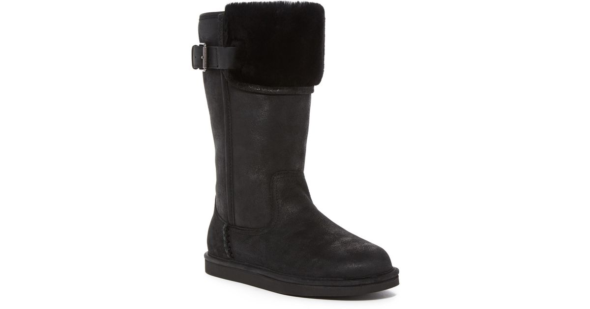 08a9d91f4ed Ugg Tall Sheepskin Cuff Boot Nordstrom - cheap watches mgc-gas.com