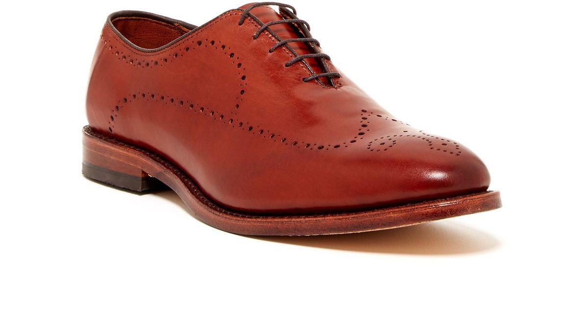 Womens Shoes Like Allen Edmonds