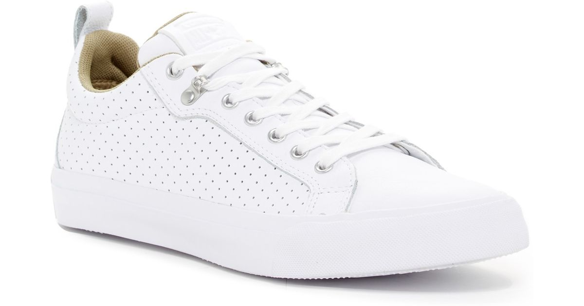 6a34b752c49d Lyst - Converse All Star Fulton Oxford Sneaker (unisex) in White