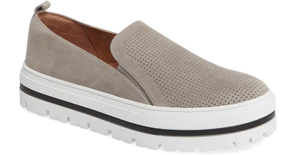 442de0293aa Lyst - Halogen (r) Teagen Sneaker (women) in Gray