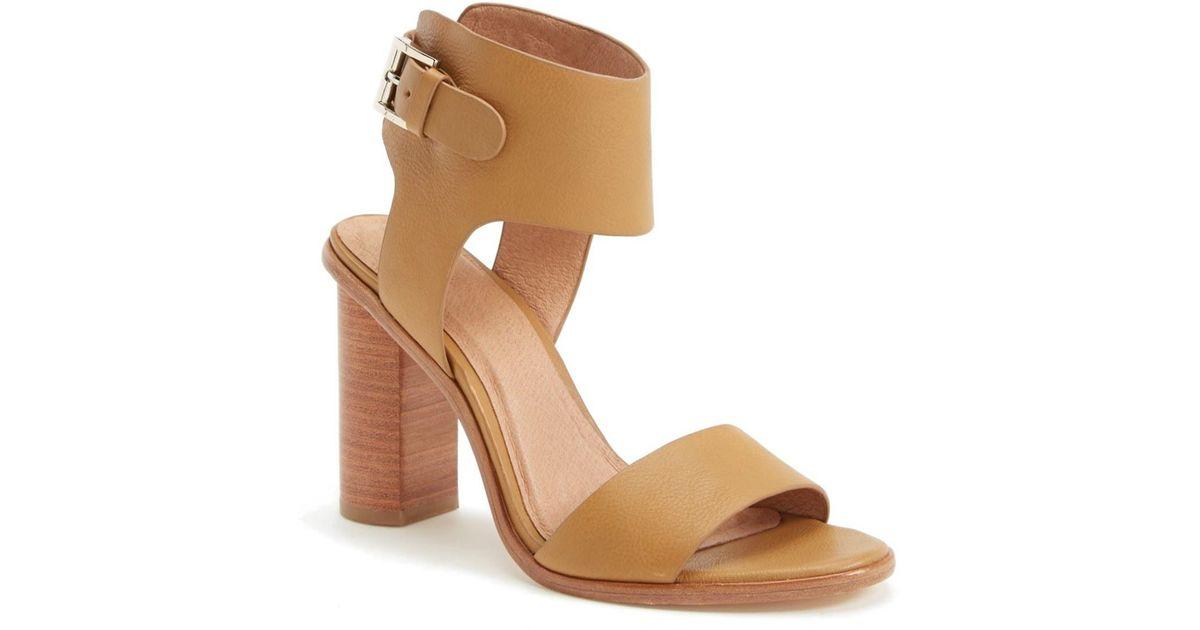 e46be7aeb6e Lyst - Joie Opal Sandal in Brown