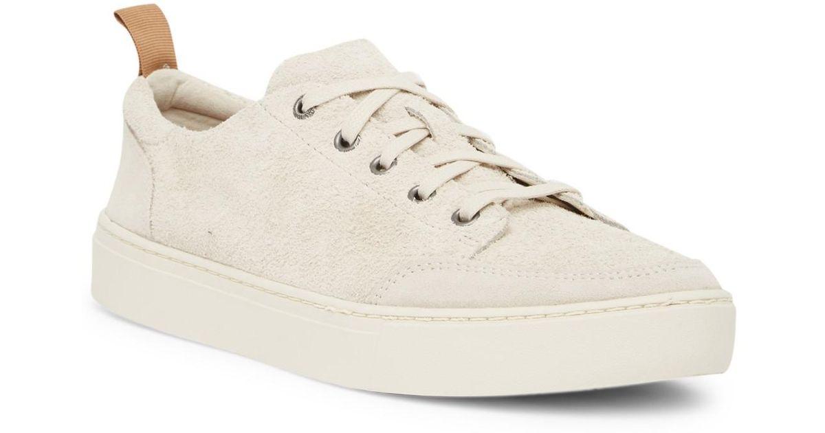 b7f2990a6a5 Lyst - TOMS Landen Shaggy Suede Sneaker for Men