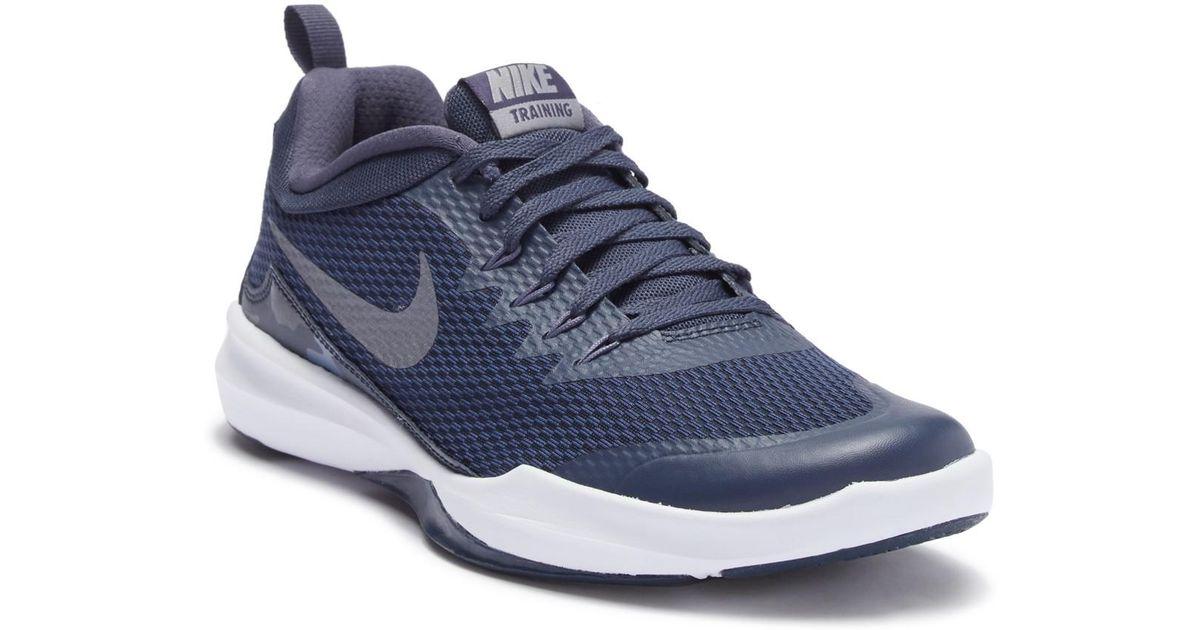 Lyst - Nike Legend Trainer Cross Training Sneaker in Blue for Men 9ea26e992