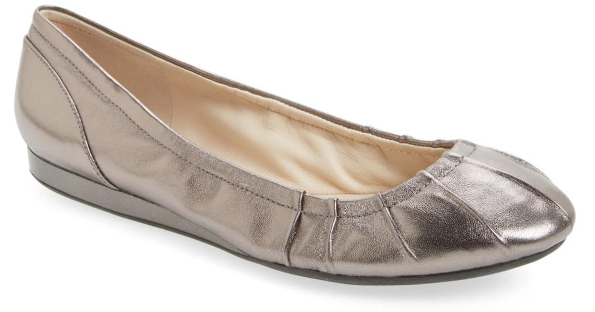 Cole Haan Monica Leather Ballet Flat 181MXxPhIc