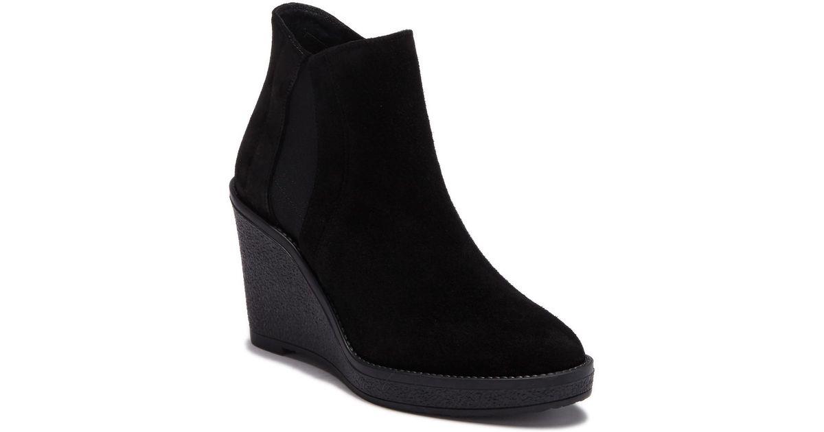 13f3860546d Lyst - L.K.Bennett Josephine Ankle Boot in Black