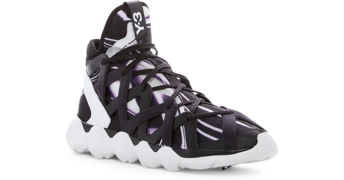 new product 83214 af9e2 Lyst - Y-3 Kyujo Hi-top Sneaker for Men