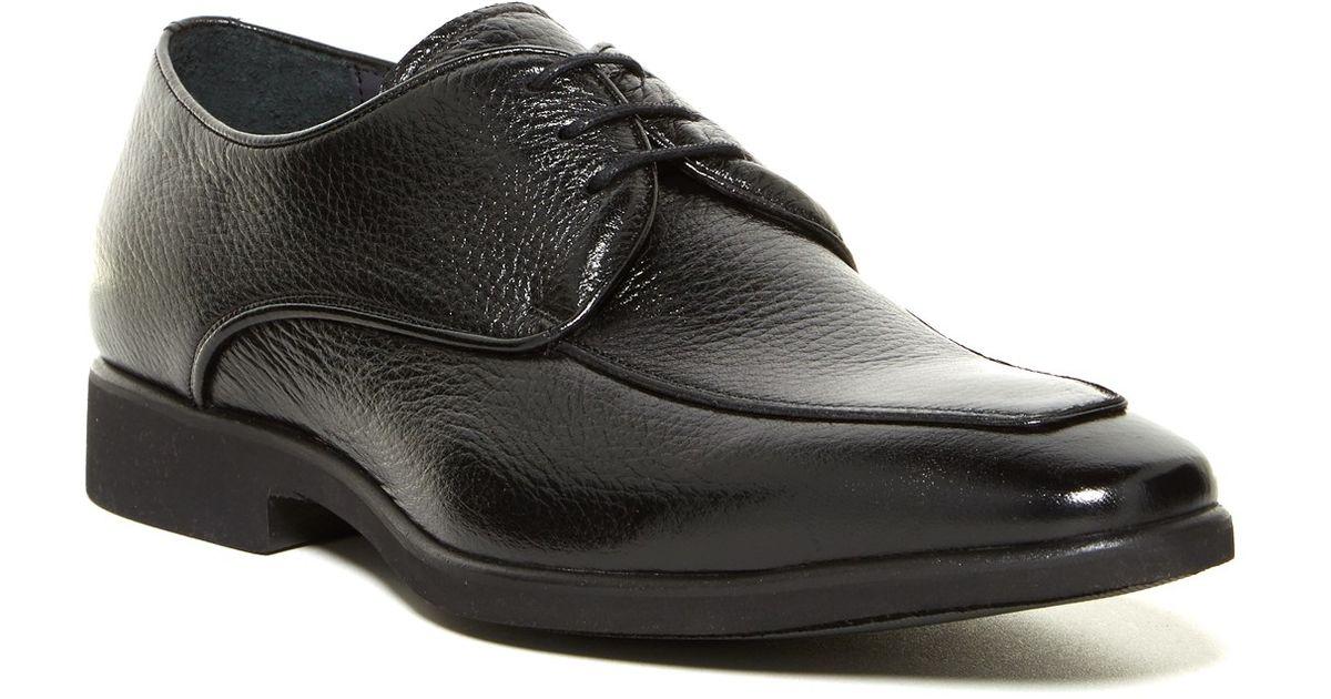 Mezlan Men/'s 5705 Petrarca Black Leather Oxford Dress Shoe