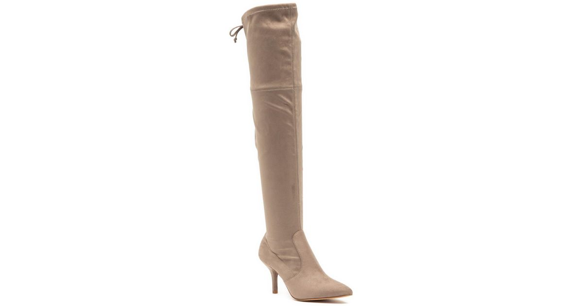 ca57f09bb95 Lyst - Vince Camuto Ashlina Over The Knee Boot