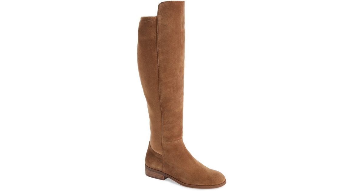 8be0c3efbcb2 Lyst - Sole Society Calypso Over The Knee Boot (women) in Brown