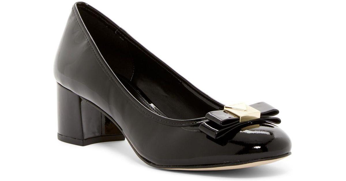 869dcc4e390 Lyst - MICHAEL Michael Kors Caroline Pump (women) in Black