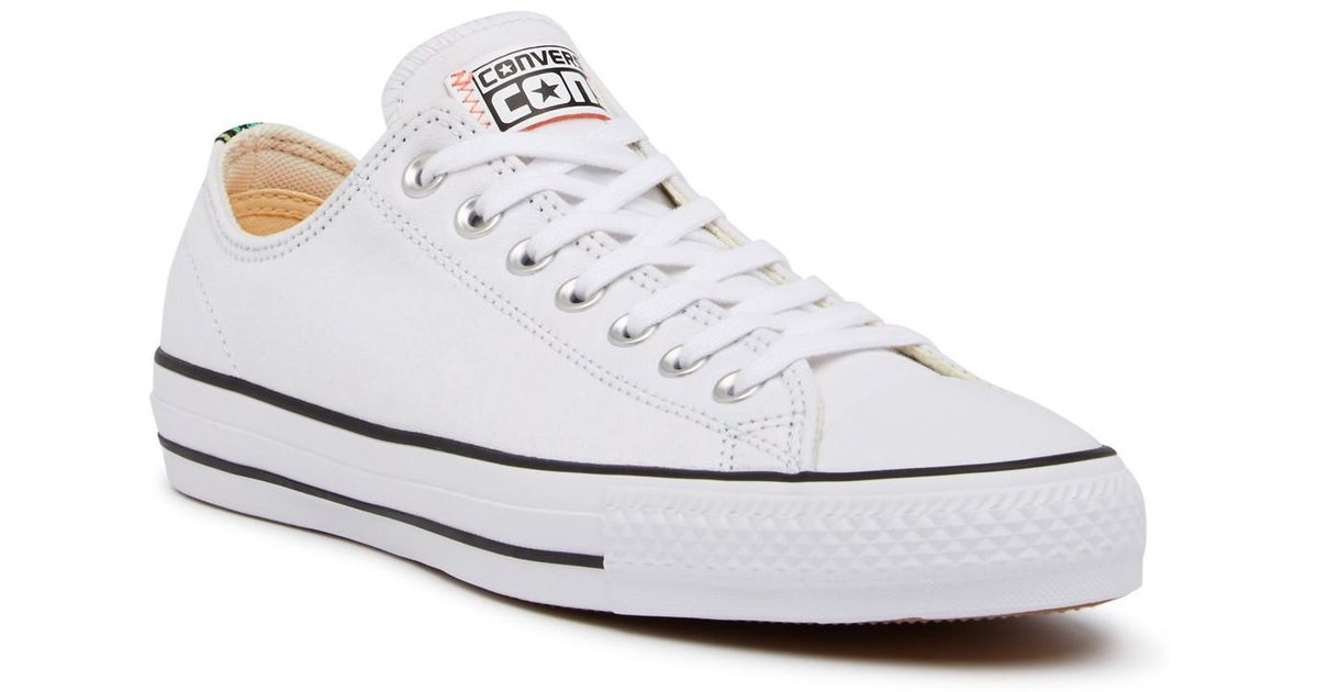 1efcebb50003 Lyst - Converse Chuck Taylor All Star Pro Oxford Sneaker (unisex) in White  for Men