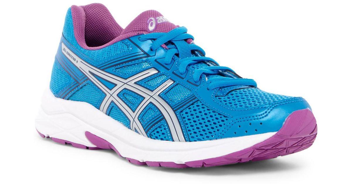 Lyst en Asics Running Gel soutient 4 Lyst Sneaker Running en bleu 0416729 - igoumenitsa.info