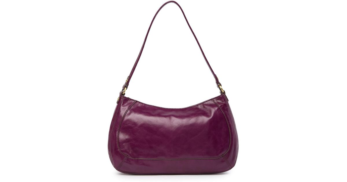 ca75d1a77a1d Lyst - Hobo Rylee Leather Bag in Purple