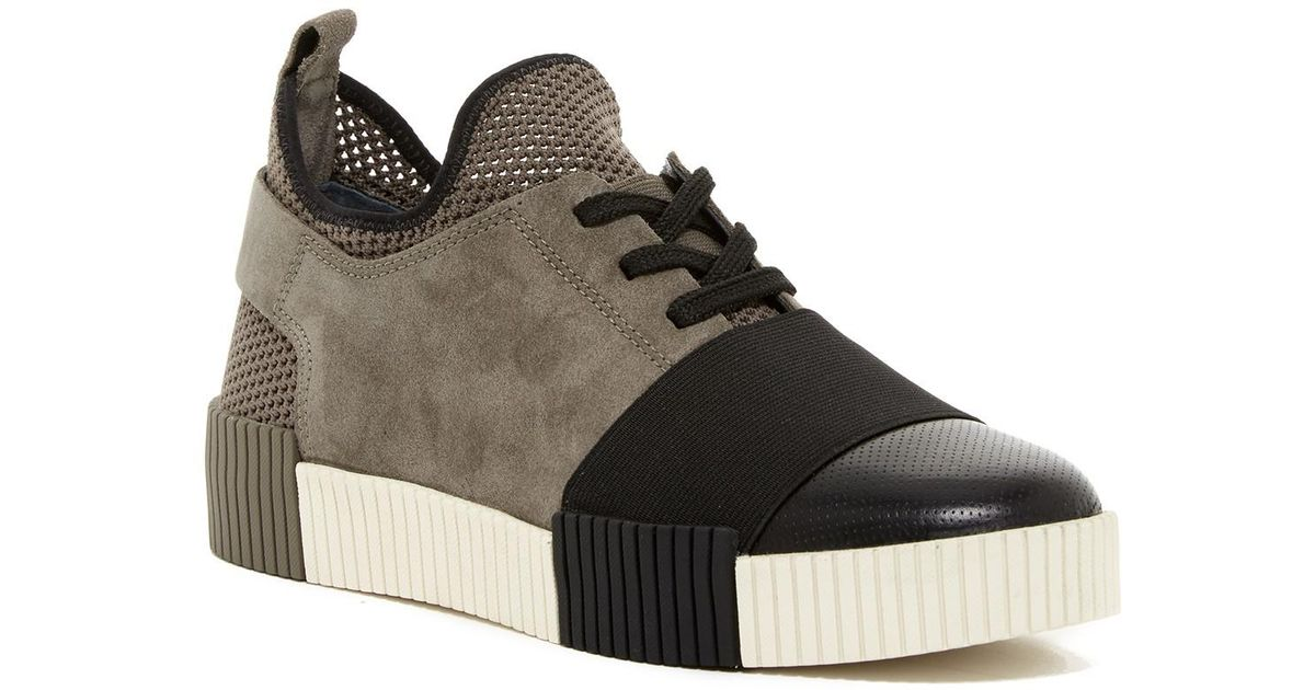 4bc513747cf Lyst - Marc Fisher Ryley Platform Sneaker (women) in Brown