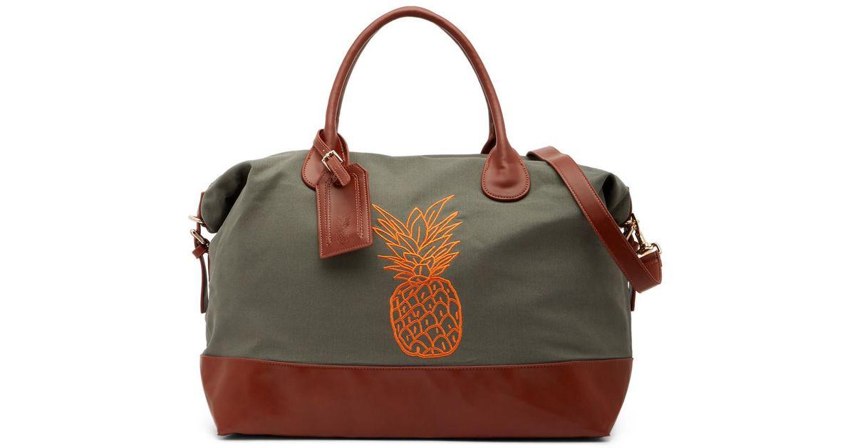 51bec4e835 Deux Lux Honolulu Weekend Bag - Lyst