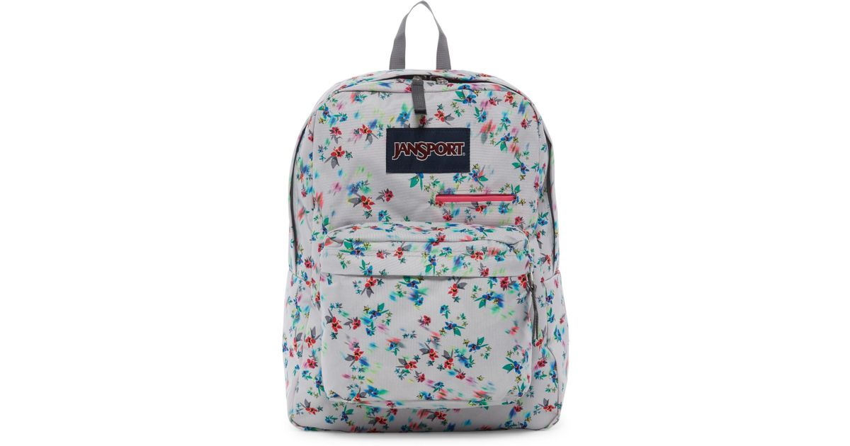 7aa40c3a76 Lyst - Jansport Digibreak Backpack in Gray