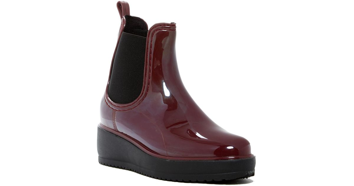 Nicole Miller Frost Rain Boot rQcXU1bTdW